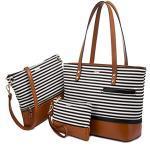 Handtasche für Damen, Braun-h, Einheitsgröße