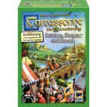 Hans im Glück Carcassonne 8. Erweiterung Brücken, Burgen und Basare HIGD0107