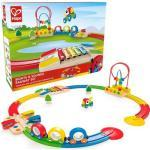 HAPE E3815 Abenteuer Eisenbahn-Set