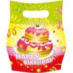 Happy Birthday - Partytüten - Partydekoration