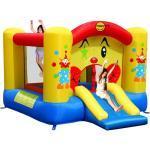 Happy Hop Hüpfburg Clown L 300 x B 225 x H 175, bunt (GLO665102666)