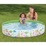 HAPPY PEOPLE 77727 Steilwand-Pool im Ocean-Design