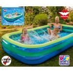 HAPPY PEOPLE 77778 Jumbo-Family-Pool, 305x185x50 cm