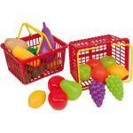 Happy People Einkaufskorb mit 10-tlg. Zubehör - Obst oder Gemüse + 0,15€ Cashback auf Deine nächste Bestellung