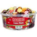 HARIBO Color-Rado Fruchtgummi 1,0 kg