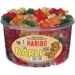 Haribo Fruchtgummi - Bärli, 150 Stück (5,65 € pro 1 kg)