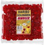 Haribo Goldbären Sortenrein Himbeer 1000g Beutel 1000g