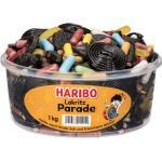 Haribo Lakritz Parade 1kg