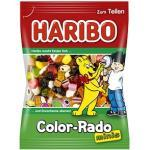 Haribo Mini Color-Rado Fruchtgummi 175,0 G
