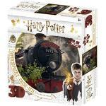 Harry Potter Hogwarts Express 3D-Puzzle, Mehrfarbig, 500 Teile