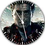 Harry Potter Wanduhr 25,4 cm Will Be Nice Gift und Raum Wand Decor W283