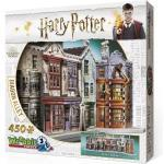 Harry Potter Winkelgasse / Diagon Alley - Harry Potter 3D (Puzzle)