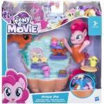HASBRO C0682EU4 - C1830EU40 My Little Pony Movie Unterwasser Spielsets Pinkie Pie