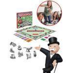 Hasbro C1009100 Monopoly Classic Spiel