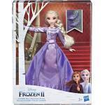 HASBRO Die Eiskönigin Elsa, Deluxe Modepuppe mit Outfir Puppe, Mehrfarbig