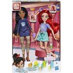Hasbro Disney Prinzessin Comfy Squad Arielle & Pocahontas E7413EU40