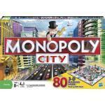 Hasbro Monopoly City Gesellschaftsspiel