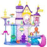 Hasbro My Little Pony C1057EU4 - Movie Schloss Canterlot und Seaquestria, Spielset