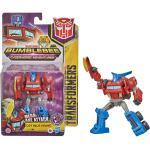 HASBRO Transformers Bumblebee Cyberverse Adventures Warrior Optimus Prime Actionfigur, Mehrfarbig