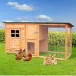 Hasenstall Hühnerstall Geflügelstall Kaninchen Stall Kleintier Käfig Hasenvilla