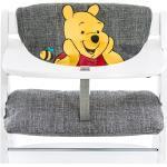 Hauck Hochstuhlauflage & Sitzverkleinerer - Disney Deluxe - Winnie Pooh Grey + 0,72€ Cashback auf Deine nächste Bestellung