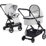 Hauck Kombi-Kinderwagen Apollo - inkl. Sportwagen und Babywanne für Neugeborene - Lunar inkl. Gratis Mobilitätsgarantie + 13,50€ Cashback auf Deine nächste Bestellung