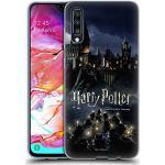 Head Case Designs Offizielle Harry Potter Burg Sorcerer's Stone II Soft Gel Handyhülle Hülle Huelle kompatibel mit Samsung Galaxy A70 (2019)