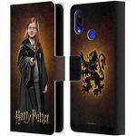 Head Case Designs Offizielle Harry Potter Ginny Weasley Chamber of Secrets IV Leder Brieftaschen Handyhülle Hülle Huelle kompatibel mit Xiaomi Redmi Note 7/7 Pro