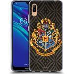 Head Case Designs Offizielle Harry Potter Hogwarts Kamm Prisoner of Azkaban I Soft Gel Handyhülle Hülle Huelle kompatibel mit Huawei Y6 Pro (2019)