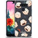 Head Case Designs Offizielle Peanuts Linus Persöhnlichkeiten Muster Soft Gel Handyhülle Hülle Huelle kompatibel mit LG K50S