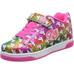 Heelys Mädchen Dual Up X2 Sneaker, Mehrfarbig (Rainbow/Unicorn Rainbow/Unicorn), 35 EU