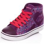 Heelys Unisex Veloz (He100423) Skateboardschuhe, Lila/Pink (Purple Pink Heart 000), 36.5 EU
