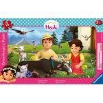Heidi, Gemeinsam auf der Alm (Kinderpuzzle)
