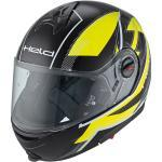 Held Turismo Decor Klapphelm, schwarz-gelb, Größe XS, schwarz-gelb, Größe XS