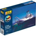 "Heller 56615 1:200 Starter Kit Titanic Searcher ""Le Suroit"
