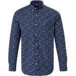 Hemd GANT blau