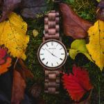 Herbstdämmerung (Walnuss/Ahorn)