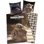 Herding Star Wars Mandalorian The Child Renforcé Bettwäsche 135x200 cm + 80x80 cm