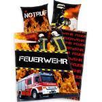 Herding Young Collection Kinderbettwäsche »Feuerwehrmann Sam«, mit Feuerwehrmann Motiv