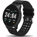 Herrenuhr Sportarmband Smart Wasserdicht Fitness Bluetooth Verbindung Android iOS System Pulsmesser Schrittzähler Uhr Lightinthebox