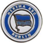 Hertha BSC Ballmarker 1 Stück | weiß-royalblau