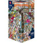 HEYE 29730 Puzzle, Mehrfarbig