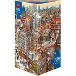 HEYE 29753 Puzzle, Mehrfarbig