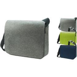 Halfar Messenger Bags & Kuriertaschen mit Klettverschluss für Herren
