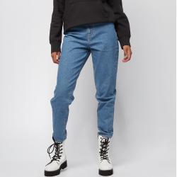 High Waisted Mom Jeans Blau Damen Jeans Hose 28