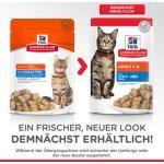 Hills Science Plan Feline Adult Frischebeutel Fisch12 x 85 g-12 x 85 g