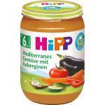 Hipp Gemüse Mediterranes Gemüse mit Auberginen ab 6. Monat (190 g)