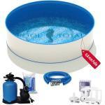Hobby Pool - Set KOMFORT+ Ø 5,00 x 1,35m Folie 0,8mm
