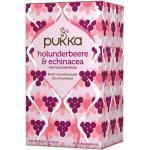 Holunderbeere & Echinacea, bio - 20 Teebeutel à 2 g (40 g) - Pukka Tee