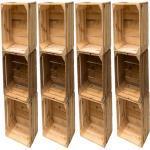 Holzkisten Obstkisten Weinkisten 12Er Set 50 X 40 30cm Gereinigt Und Stabil